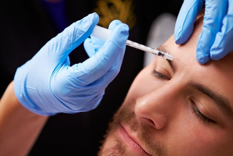 Effektiv botoxbehandling fjerner rynkerne og giver dig et yngre udseende